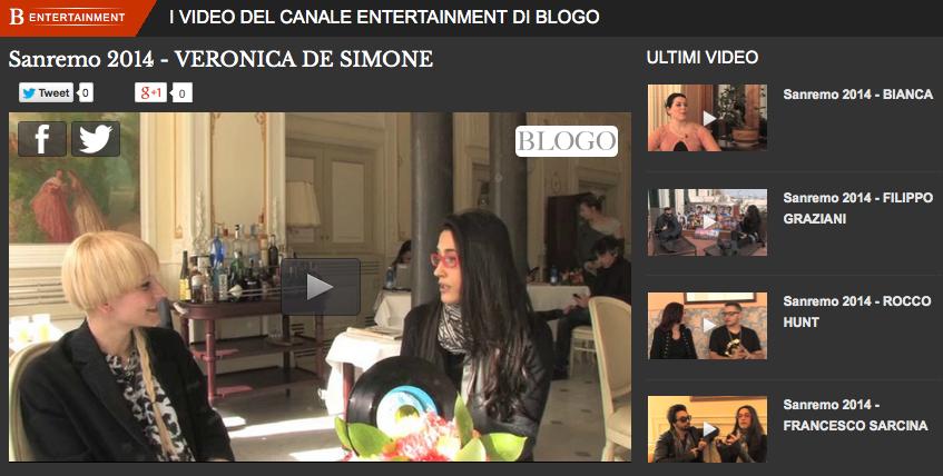 Sanremo 2014 - i video di iK Produzioni