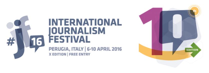 International Journalism Festival 2016