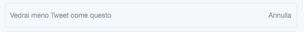 Vedrai meno Tweet come questo - Algoritmo Twitter che impara