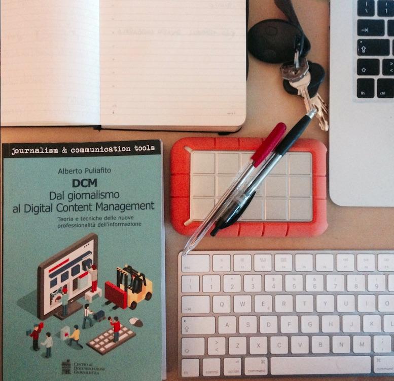 DCM - Dal giornalismo al digital content management