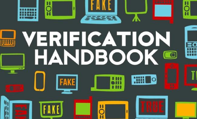 Verification Handbook per la verifica delle fonti